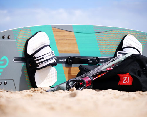 Kitesurfing rental and kite hire in Tarifa.