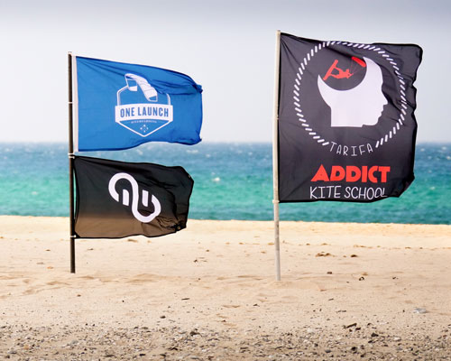 Addict kite school complete price list and offers for kiteboarding classes in Tarifa.