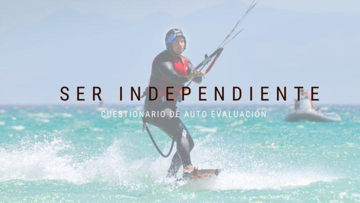 ¿Cuando puedo considerarme un kitesurfista independiente? Necesito mas cursos de perfeccionamiento o puedo practicar solo.