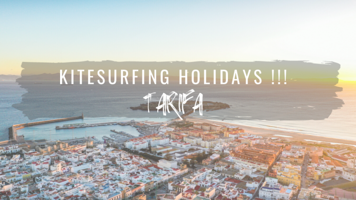 Visit us this summer and realize a kitesurfing trip to Tarifa.